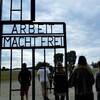 初めてドイツの強制収容所に足を踏み入れて