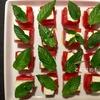 【ギリシャ料理】夏にぴったり!スイカとフェタチーズ「karpuzi me feta:カルポージ メ フェータ」作り方・レシピ。