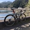 ロードバイク - ミヤタ朝練からソロ安濃ダム