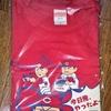 今日のカープグッズ:「松山 サヨナラヒットTシャツ」