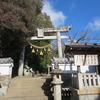 本殿は国の重文、三河八幡宮