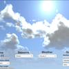 高品質天候アセットEnviroを使う。