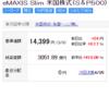 eMAXIS Slim 米国株式(S&P500)純資産額が3000億円を超える。S&P500への投資は今からでも遅くはないと思う。