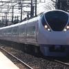 東京大回りエリア内の特急列車の50 km・100 km以下の乗車区間まとめ
