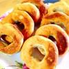 玄米粉の豆乳塩麹ドーナツ