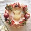 ご結婚のお祝いケーキ