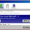 Portable版 Firefox 3.5 でMinimizeToTray