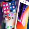 iPhone 8とiPhone Xの違い