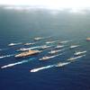 日本近海に異常に配備されている米空母