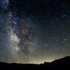 夜空の星を見ながら視力低下を予防しよう!