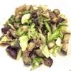 ツナとナスの野菜炒め