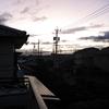今朝は、朝焼けが綺麗でした。(写真あり。)