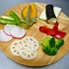 おいしい野菜で作られる料理