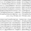 Javaの呼び出し元を取得(Stacktrace)