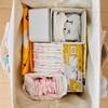 【#育児メモ】赤ちゃんお世話セット【出産前準備】