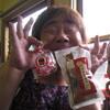 ●食べログの旅2「富士急行・富士登山電車」のふじせんべい
