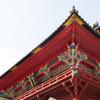 お宮参りの出張撮影 @根津神社・文京区【あおぞら写真館 出張撮影】