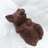 【ZOOLOGY(ズーロジー)チョコレート】ちょっと怖い!リアルすぎる動物チョコがあった