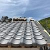 置き屋根構法の蔵 −バチ–