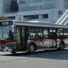 いわき駅で新常磐交通の路線バスを撮影@2020.12