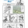 ショートストーリー#6:カントリーロード、バックパッカーとモトライダー