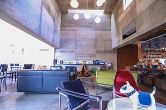 【金沢カフェ巡り】アートな空間でいつでもフードメニューが楽しめる!「EDWARD JOHNSTON CAFE(エドワードジョンストンカフェ)」