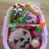 幼稚園のお弁当、キャラ弁 ?