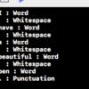 【Swift4】形態素解析をやってみる | NSLinguisticTagger