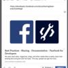 FacebookのOGP画像サイズについてまとめる