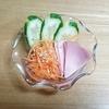 4歳児ゆうゆう用のミニ盛りの一皿たち より。