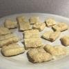 レンジで簡単おつまみ!材料は油揚げと麺つゆだけ『油揚げラスク』を作ってみた!