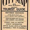 1934年製ロサンジェルス市街地図