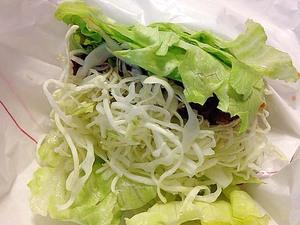 野生になれる野菜!モスバーガーの季節限定商品「モスの菜摘ロースカツ」を食べてみた
