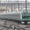 《JR東日本》【写真館383】埼玉の緑の電車が相鉄にやってきた1年前