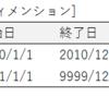 【DWH】データモデリング (6.ファクトは極限まで小さくする。)