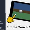 【Unity】ジョイスティック(バーチャルパッド)を使用できる「Simple Touch Controller」紹介
