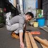 《ふたり暮らし》家作りDay3 ゆるりと簡単DIY 男の1人暮らし風 靴箱の作り方