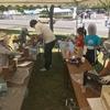 大崎上島日記 山の日に木工教室してきました