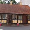 デンマーク 「アンデルセンの子供時代の家」の思ひで…