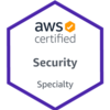 AWS Certified Security - Specialty取得してきました
