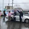伊那市議会議員選挙の応援へ