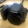 カメラを購入(前編)