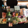食料品を買いに行きました。