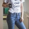 輕便而不隨便~如何挑選適合妳的t-shirt及牛仔褲~
