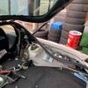 RX-7 FD3S 雨漏り修理!
