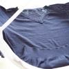 夏服への衣替えに春服薄手ニット/スカートおうちクリーニング《セーター干しネットとボトムス用ハンガーが便利》