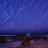 大洗①  〜海に浮かぶ鳥居と一緒に星撮影〜