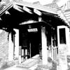 記憶に残る、山荘のレトロ美術館