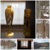 ■エミール・ガレ 自然の蒐集:箱根の森と、ガレ作品「森」のフォトコレクション