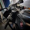 CBR1000RRR  FIREBLADE マットパールモリオンブラック 実車ではなくTAMIYAで・・・